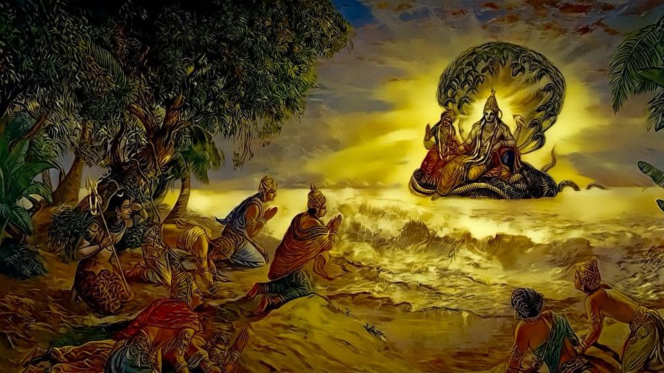 പുണ്യതീര്ത്ഥ സ്ഥാനമായി ഭവിക്കാന് ഭാഗവതപാരായണം