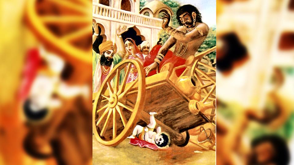 ശകടാസുരന്