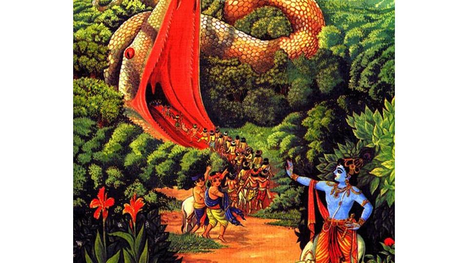 അഘാസുരന്