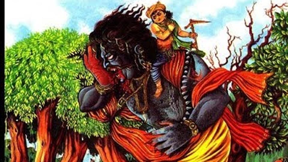 പ്രലംബാസുരന്