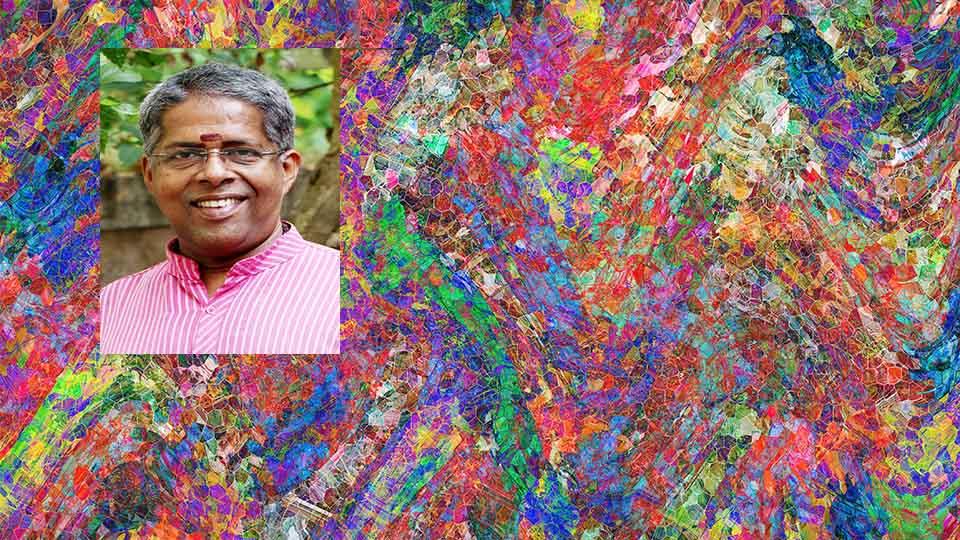 കവിത:  മുഖം മൂടികള്  -   മധു മീനച്ചില്
