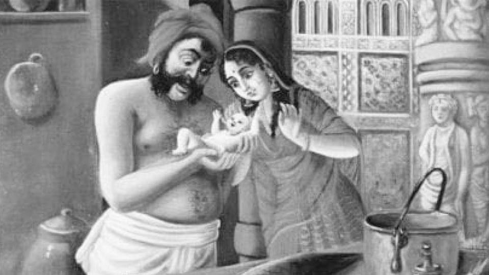 ശംബരാസുരന്