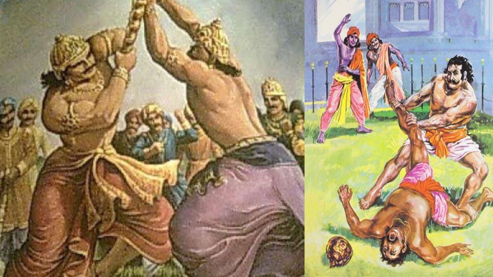 ജരാസന്ധ വധം