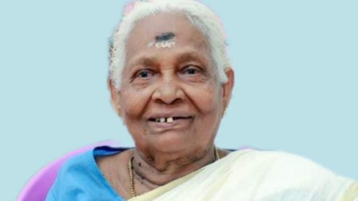 ബാലഗോകുലം സംസ്ഥാന ഉപാധ്യക്ഷന് ബാബുരാജിന്റെ മാതാവ് ജാനകിയമ്മ അന്തരിച്ചു